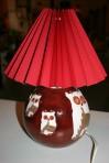 Lampe Fuss ca 20 cm