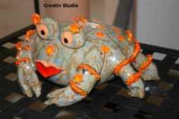 Die Krabbe Luise