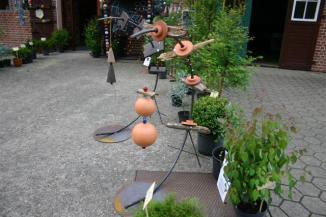 Gartenobjekt