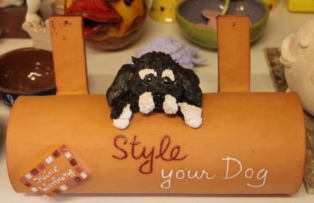 Firma Style your Dog Briefkasten